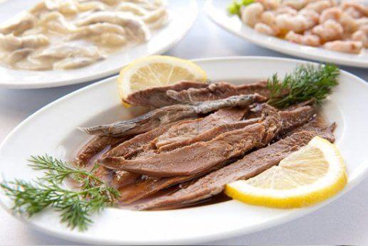 Çiroz Salatası Tarifi