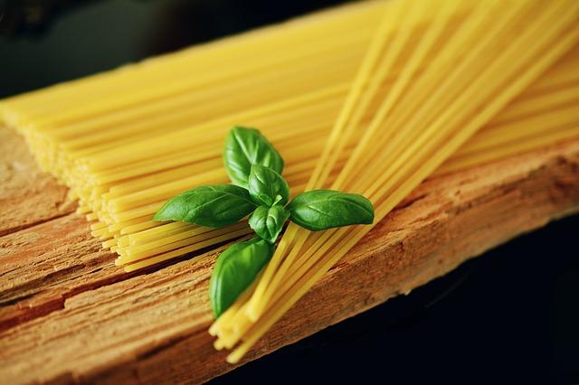 Spagetti makarna
