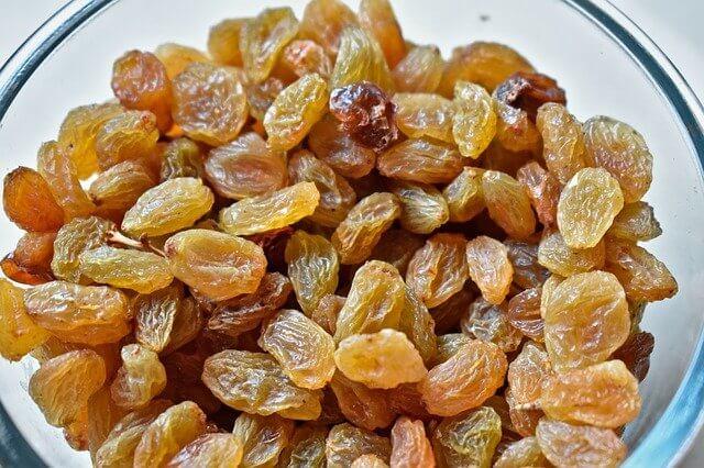 1 avuç kuru üzüm kalori oranı - kuru üzüm besin değeri - kuru üzümün faydaları