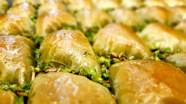 1 adet baklava kaç kalori - baklava kalori oranı - baklava besin değeri