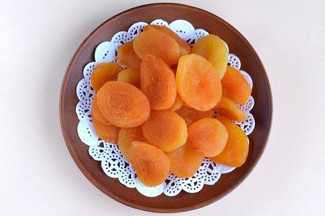 kuru kayısı kalori oranı - kuru kayısı besin değeri