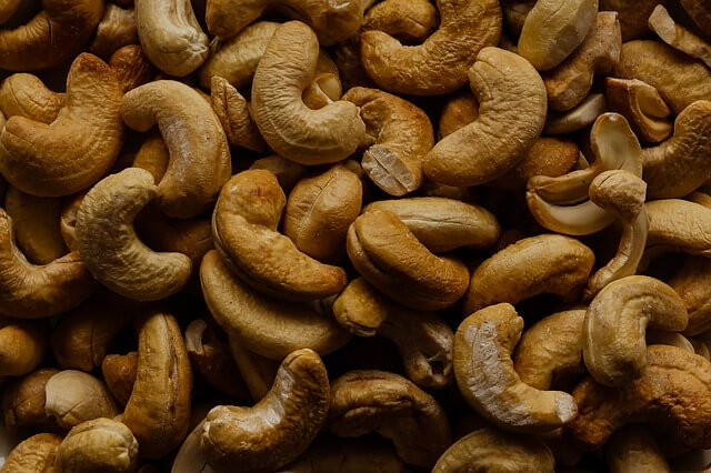 1 adet kaju kaç kalori - kaju kalori oranı - kaju besin değeri