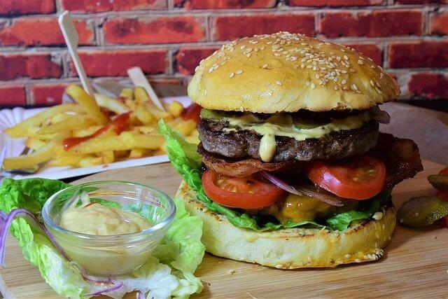1 adet hamburger menü kaç kalori - hamburger menü besin değerleri - Whooper kaç kalori - big king kaç kalori