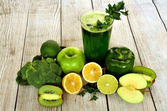 Yeşil Smoothie kaç kalori - Yeşil Smoothie faydaları - Yeşil Smoothie besin değerleri