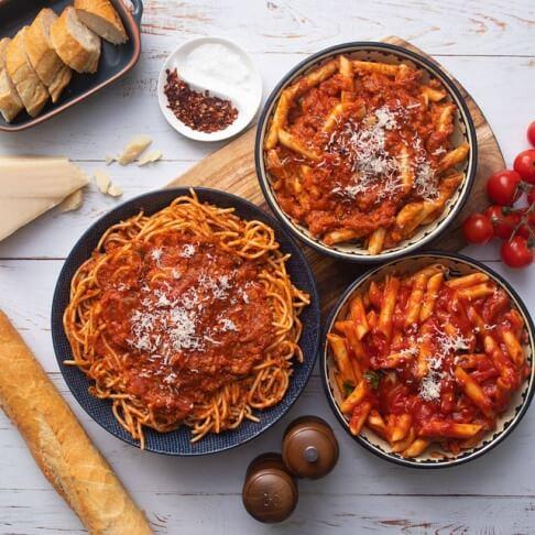 Pratik Makarna Sosu Çeşitleri - Makarnaya lezzet katacak birbirinden farklı ve lezzetli makarna sosları sizlerle - Gozdeyemekler.com